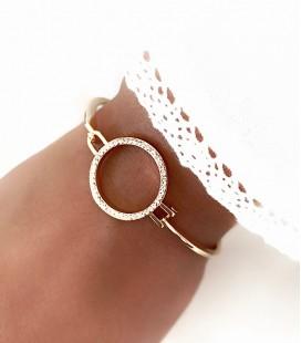 Bracelet Jonc JOANE Or