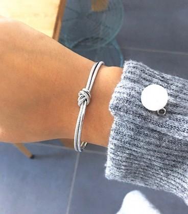 Bracelet Jonc NOEUD