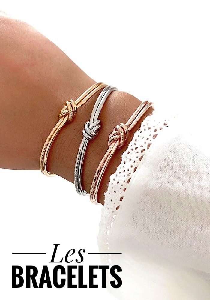 Les Bracelets - Aya Bijoux